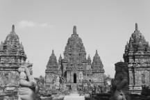 Prambanan in Indonesia.