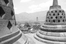 Borobudur in Indonesia.