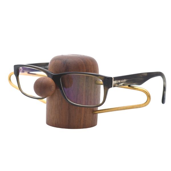 NOSEY - Brilleholder i valnød