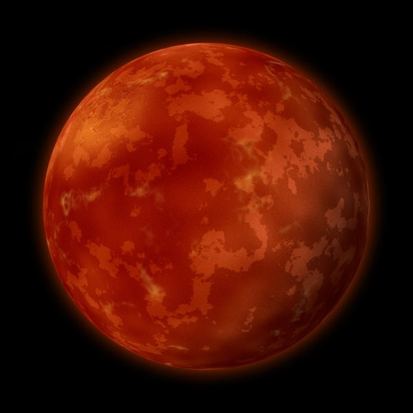 Povídka: Závod o dobytí Marsu