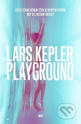 Výsledek obrázku pro Lars Kepler: Playground