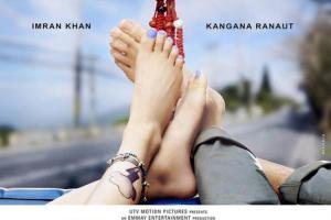 Kangana Ranaut Upcoming Movie Katti Batti Songs Release Date Poster First Look