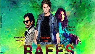 Raees Movie 2015 First Look Poster Release Date Cast 1st 2nd 3rd Day Box Office Record