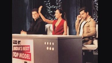 Indian Next Top Model MTV Show 2015 Next Guest Judges Name