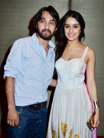 Shraddha Kapoor brother