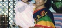 Samantha Ruth Prabhu Mother
