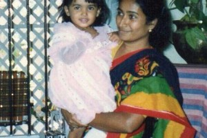 Samantha Ruth Prabhu Mother