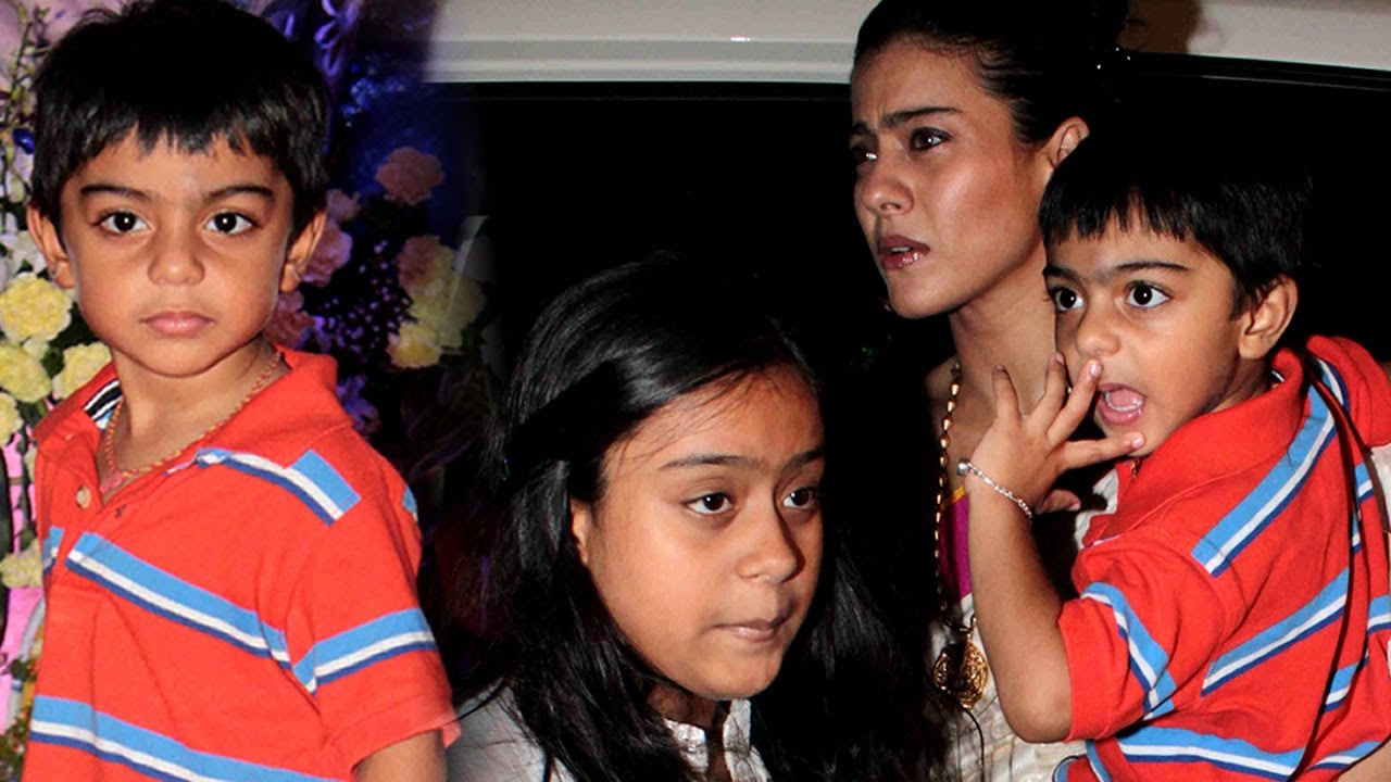 Kajol Family Tree Husband Son Daughter Mother Name