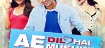 Ae Dil Hai Mushkil Karan Johar Movie 2016 Release Date Poster Star Cast Story