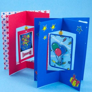 Making of Greeting cards and digital photography business