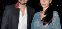 Aditi Rao Hydari with Her Husband Satyadeep Mishra
