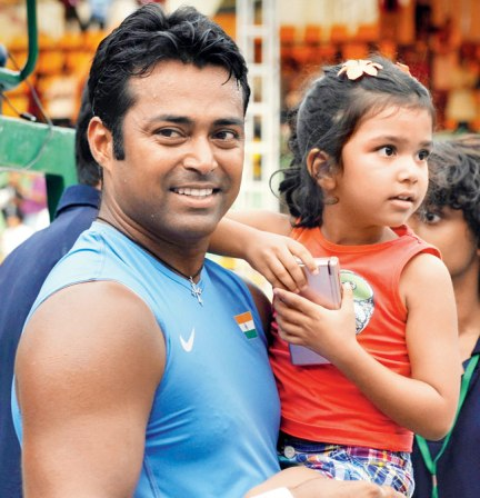 Leander Paes Family Wife, Daughter, Biography