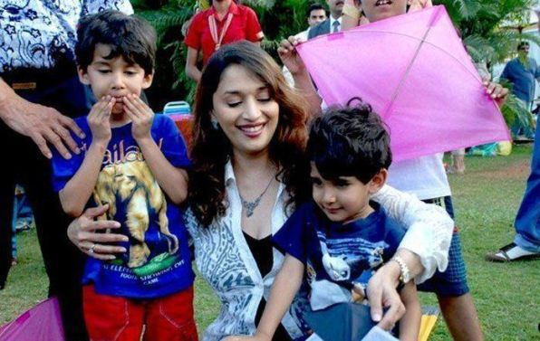 Madhuri Dixit Family Tree, kids, Age, Biography
