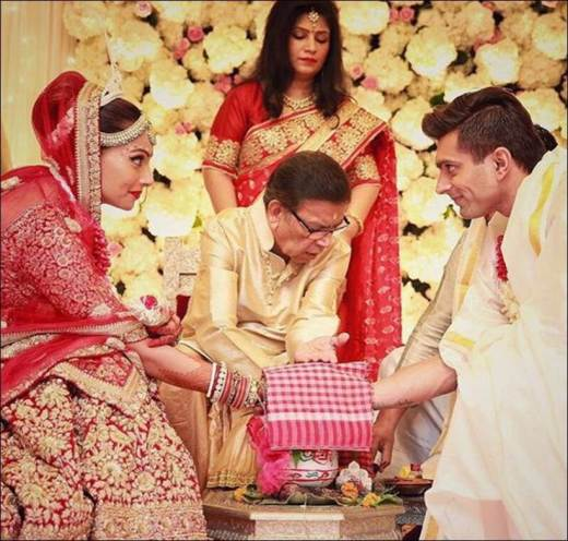 South Indian Celebrities Wedding Photos,3