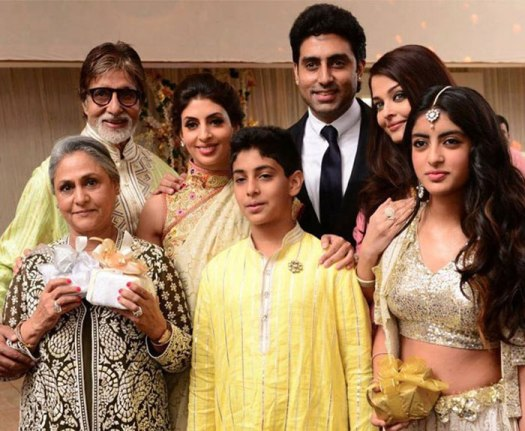 Abhishek Bachchan Family Photos, Age, Father And Mother, Biography