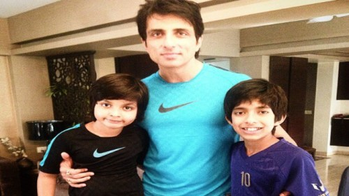 Sonu Sood Family Photos, Age, Children, Upcoming Movies