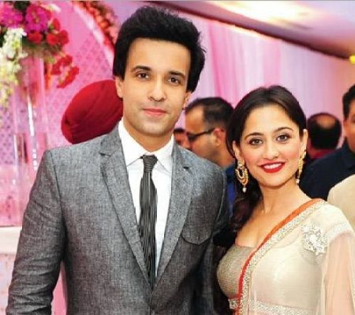 Indian TV Actors Real Life Couples Pics, Aamir Ali