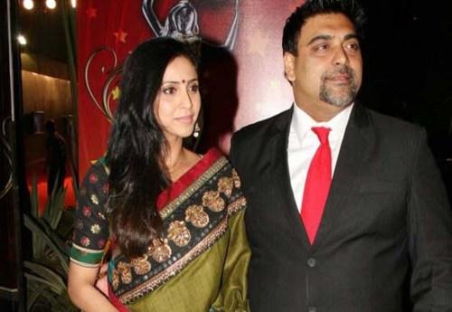 Indian TV Actors Real Life Couples Pics, Ram Kapoor