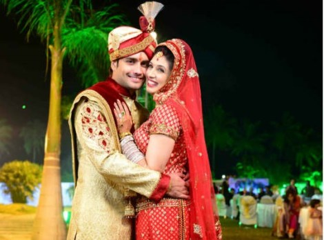 Indian TV Stars Real Life Wedding Albums Photos