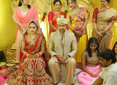 Amrinder Gill Family Photos, Father, Mother, Wife, Son ...