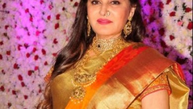 Actress Jaya Prada Family Photos, Husband, Daughter, Father, Mother, Age, Bio