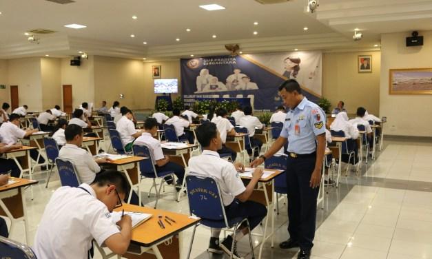 74 Orang Ikuti Seleksi Daerah PPDB SMA Pradita Dirgantara Panda Lanud Halim Perdanakusuma
