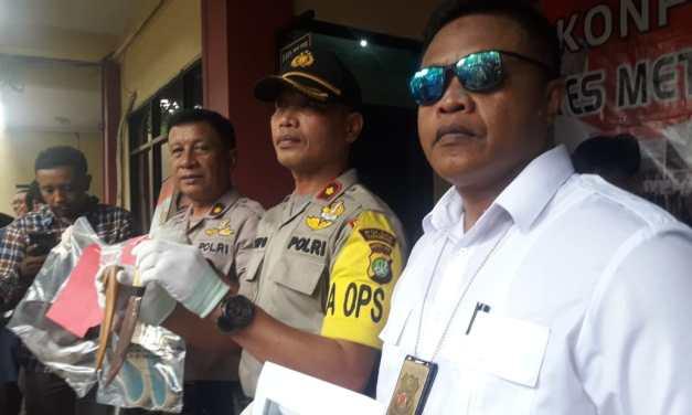 Lima Tahun Buron, Pelaku Pembunuhan Sopir Angkot Ditangkap Polisi