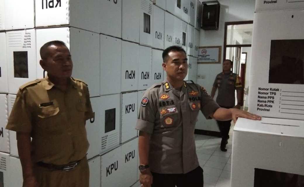 Kabid Humas Lakukan Asistensi di Polsek Pamarayan dan Jawilan