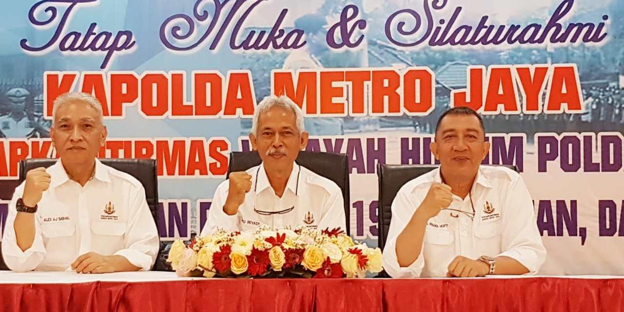 Pemilu 2019 Aman, Ketum Pokdar Kamtibmas Polda Metro Jaya Ucapkan Terimakasih ke Warga