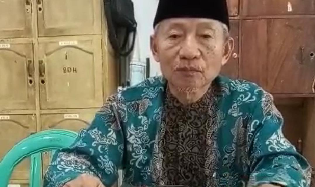 Tomas Kabupaten Tangerang Tolak People Power