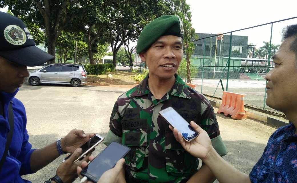 Danyonif 203/AK: Halal Bihalal TNI-Polri Perkuat Sinergitas dan Silaturahmi