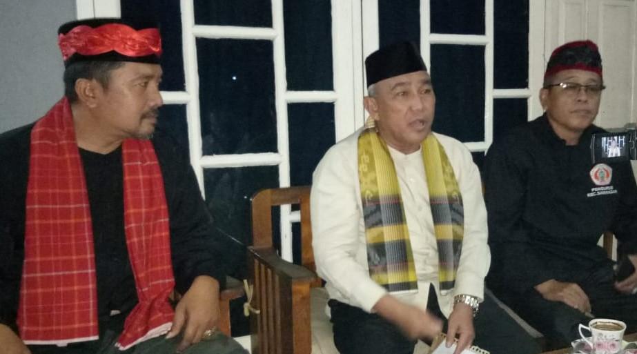 Hadiri Halal Bihalal PPS MS, Walikota Depok Apresiasi Penuh Budaya Asli Daerahnya