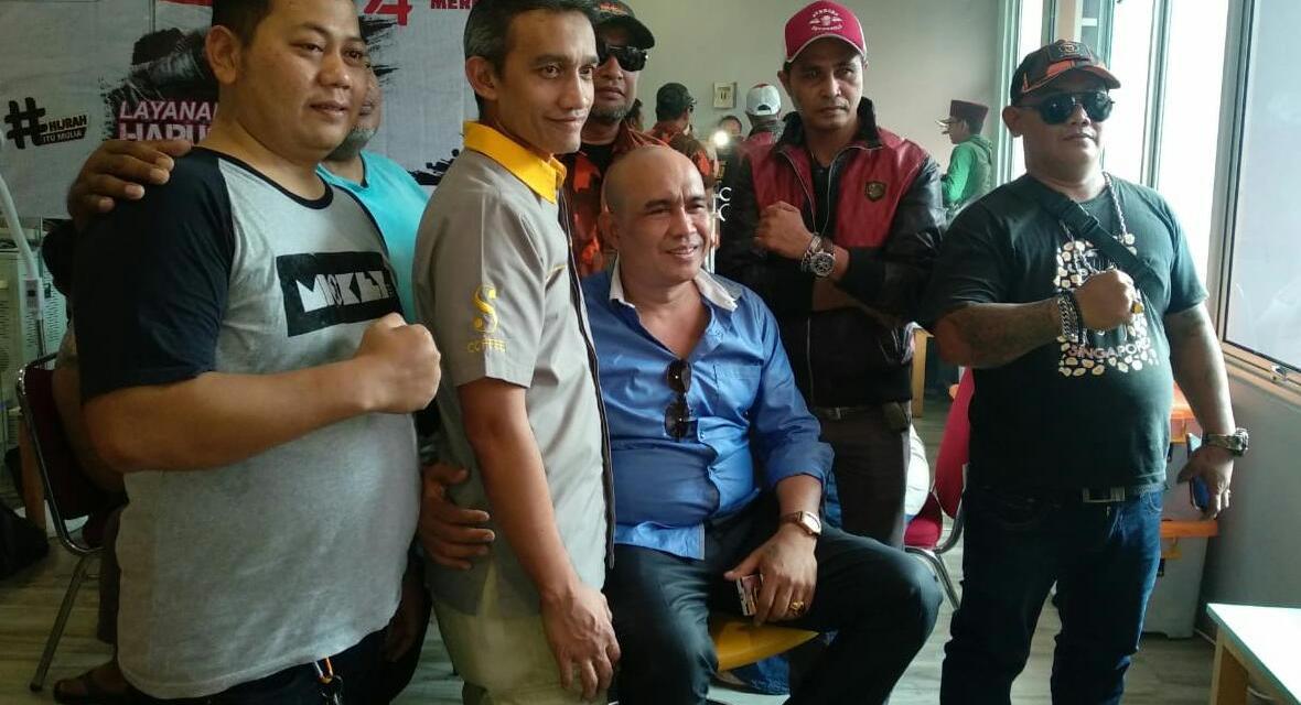 HUT RI ke-74, S Coffee Pamulang Bersama Muhammad Reza Center Fasilitasi Hapus Tatto Gratis