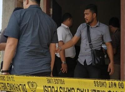 Tim Gabungan Polda Banten Selidiki Dugaan Pembunuhan Satu Keluarga di Waringinkurung