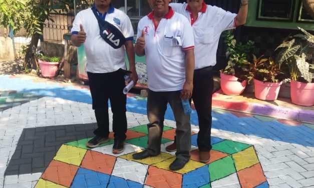 HUT RI ke-74, Warga RW 10 Gelam Jaya Gelar Lomba Kebersihan Lingkungan