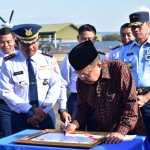 Sukses Lakukan Misi, Wapres JK Puji Seluruh Crew Helicopter Kepresidenan
