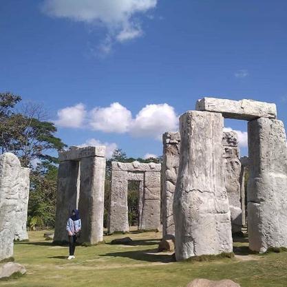 stonehenge jogja - Tempat Wisata di Kaliurang