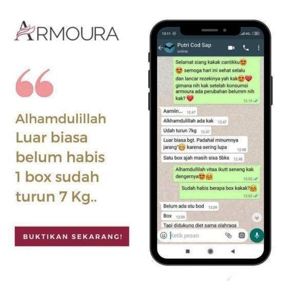 Armoura Slimming Beauty Drink 16