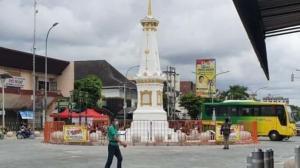 Sekilas tentang Sejarah Tugu Yogyakarta 1