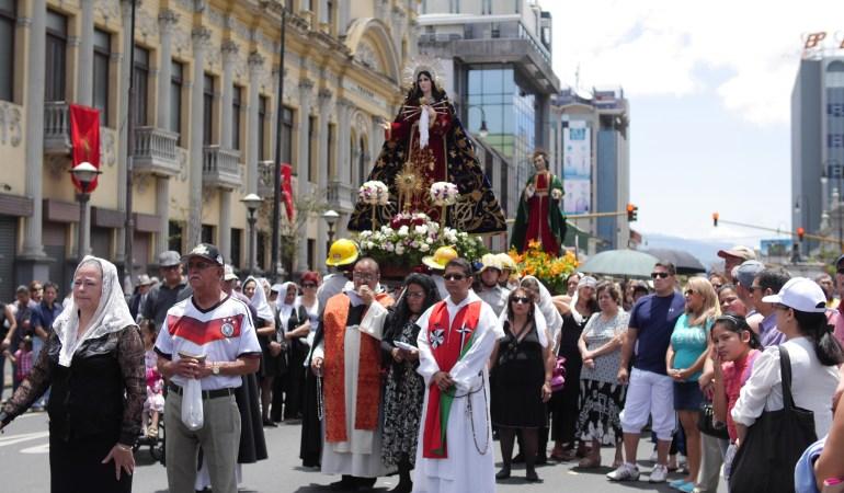サンホセのイースター(復活祭)
