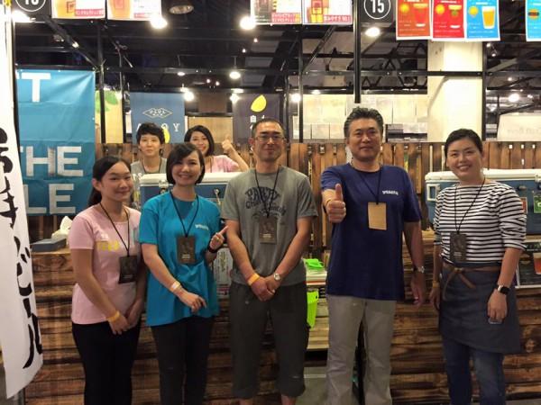 台湾ビアフェス