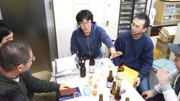 東北魂ビール 打ち合わせ2