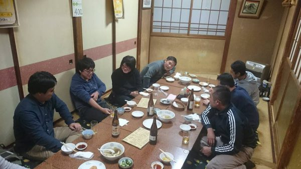 東北魂ビール 打ち合わせ3