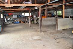 2輪専用屋内駐輪場