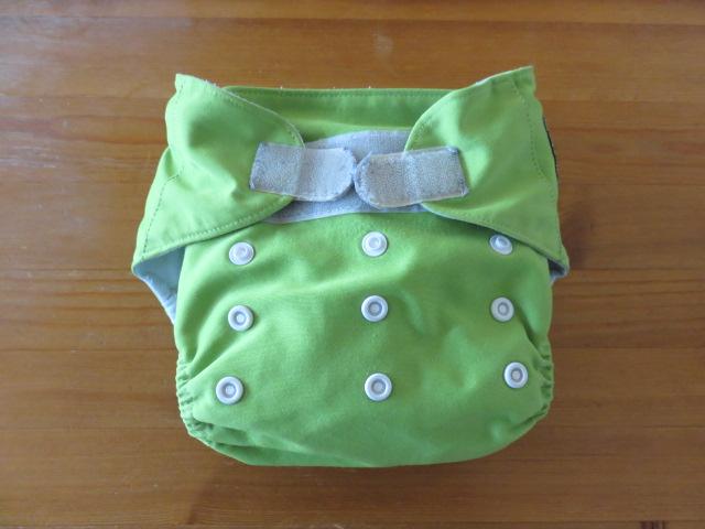 インサーツタイプの布おむつカバー