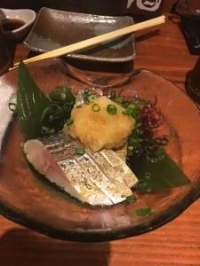 旬魚酒菜 五郎 万代店