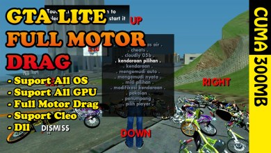 Photo of GTA Lite Full Motor Drag Cuma 300 MB All GPU