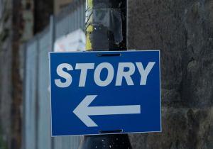 自分の好きな物語を紡げる