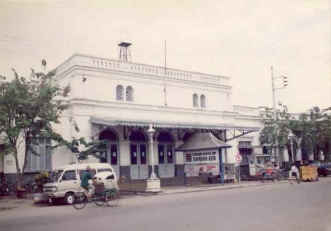 Asal-usul dan Sejarah Kota Surabaya