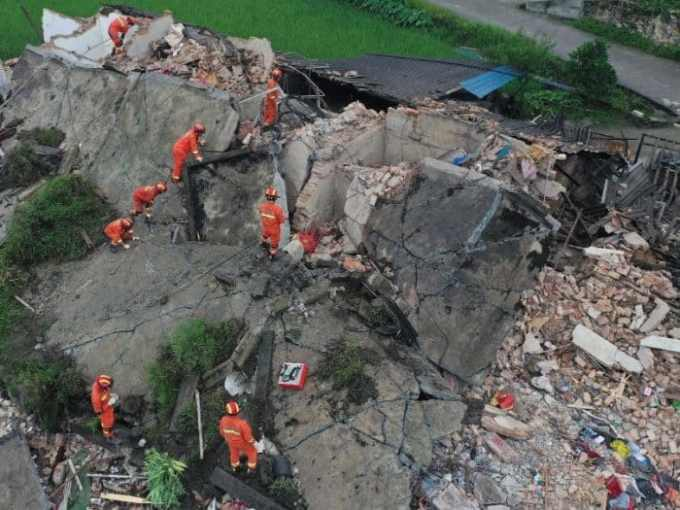 Bahaya Alam di China